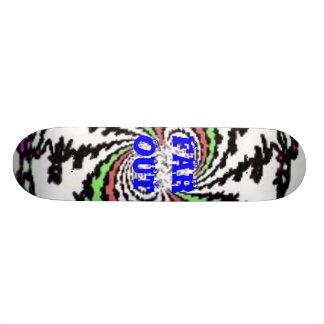 Cool, FAR OUT Skateboard Deck