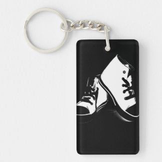 Cool Fashion Shoes trainers style Design Key Chain