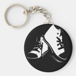 Cool Fashion Shoes trainers Style Design Keychain