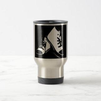 Cool Fashion Shoes trainers Style Design Travel Mug