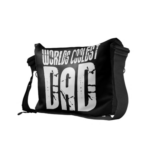 Cool Fathers and Dads : Worlds Coolest Dad Commuter Bag