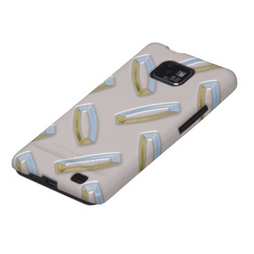 cool faux diamond plate pattern galaxy SII cases