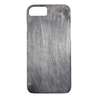 Cool Faux Scratched Metal Texture iPhone 7 Case