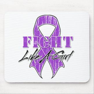 Cool Fight Like A Girl Leiomyosarcoma Mouse Pad