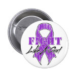 Cool Fight Like A Girl Lupus Pins