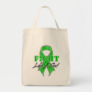 Cool Fight Like A Girl v2 Kidney Cancer Bags