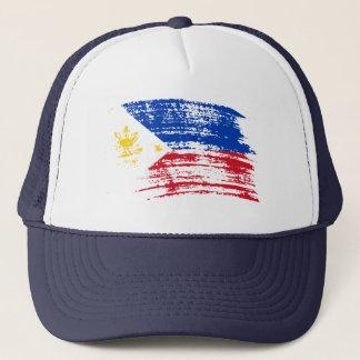 Cool Filipino flag design Trucker Hat