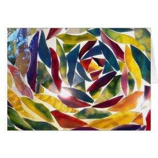 COOL Fine Art Glass Picture Card