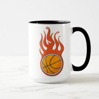 Cool Fire Basketball mug