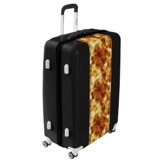 Fire Design Large Suitcase Luggage