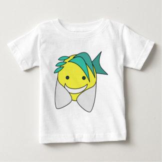 Cool Fish Baby T-Shirt