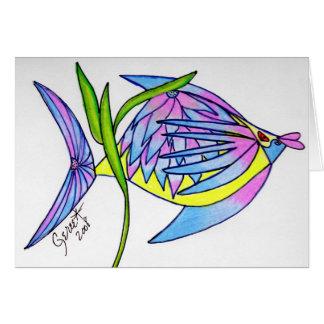 Cool Fish Card