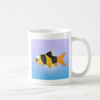 Cool fish - Clown loach Coffee Mug