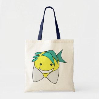 Cool Fish Tote Bag