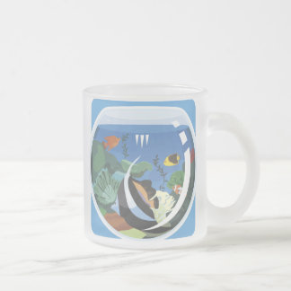 Cool Fishbowl Mugs - Great Gift for Goldfish Lover
