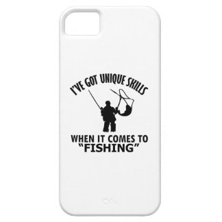 cool fishing DESIGNS iPhone SE/5/5s Case