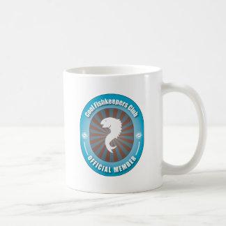 Cool Fishkeepers Club Coffee Mug
