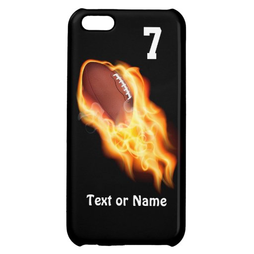 cool iphone 5c cases cool flaming football iphone 5c cases zazzle 2231