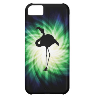 Cool Flamingo Silhouette Case For iPhone 5C