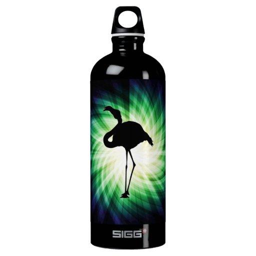 Cool Flamingo Silhouette SIGG Traveler 1.0L Water Bottle ...