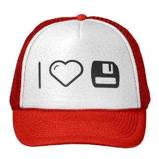 Cool Floppy Magnets Trucker Hat