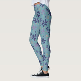 Cool Floral Leggings