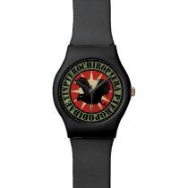 Cool Flying Fox Wristwatch