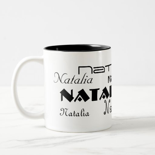 Cool Fonts Your Name Personalized Coffee Mug