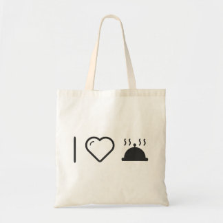 Cool Food Covers Budget Tote Bag