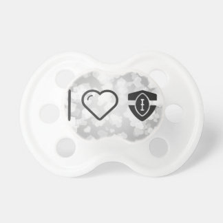 Cool Football Guards BooginHead Pacifier
