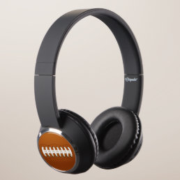 Cool Football Headphones