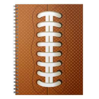 Cool Football Notebook