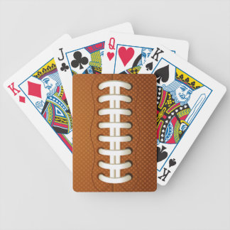 Cool Football Playing Cards