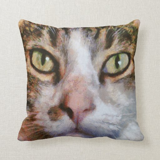 Cool For Cats Pillows
