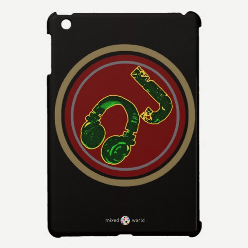 cool for the djs case for the iPad mini