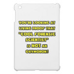 Cool Forensic Scientist Is NOT an Oxymoron Case For The iPad Mini