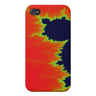 cool fractal art iPhone 4 covers