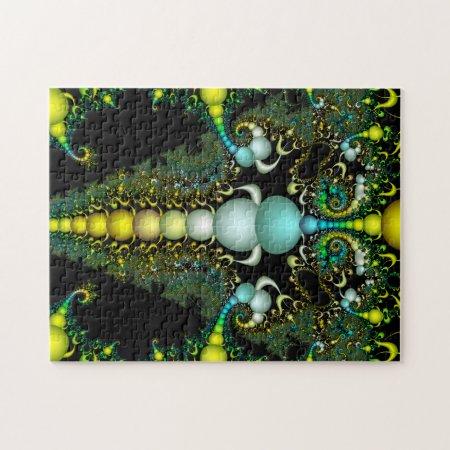 Cool Fractal Art Puzzle