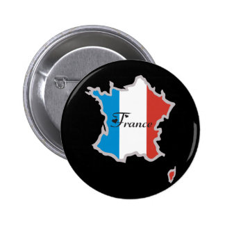 Cool France Button