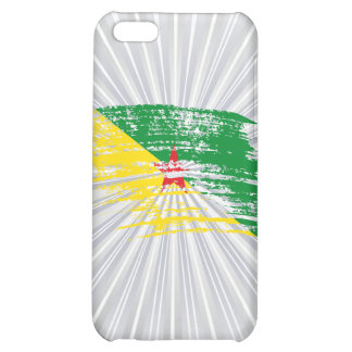 Cool French Guineans flag design iPhone 5C Cover