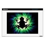 """Cool Frog Decals For 13"""" Laptops"""