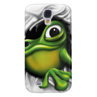Cool Frog Galaxy S4 Cover