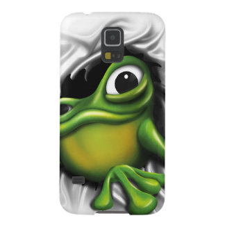 Cool Frog Galaxy S5 Covers