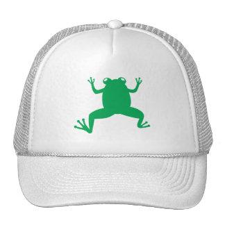 Cool Frog Trucker Hats