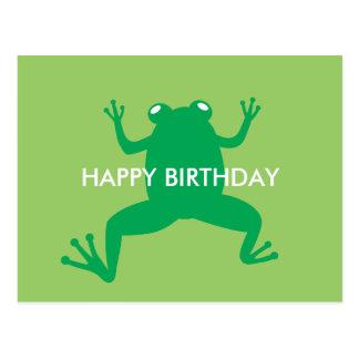 Cool Frog Postcard