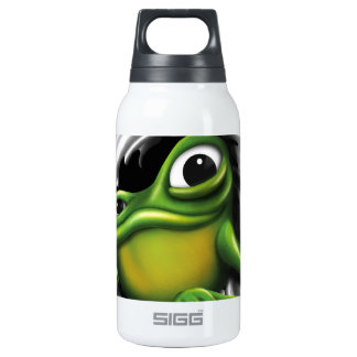 Cool Frog 10 Oz Insulated SIGG Thermos Water Bottle