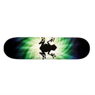 Cool Frog Skateboard Deck