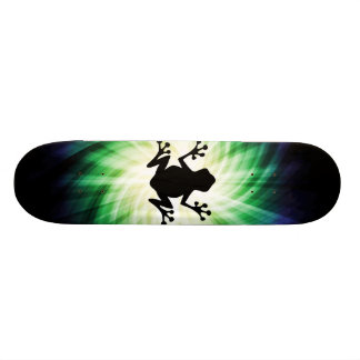 Cool Frog Skateboard Deck