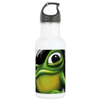 Cool Frog Water Bottle