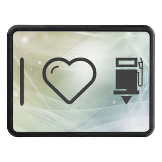 Cool Fuel Refills Trailer Hitch Cover